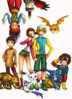 DiGiMON by Cotovatre