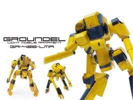 GROUNDEL by PaperBot