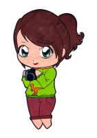 Chibimi Colored by Maiko-Girl