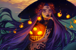 Anticipation // Halloween by mior3e