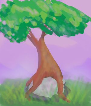 A tree by Tr1Bar