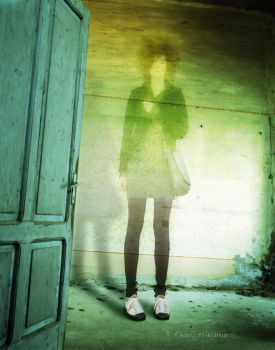 ghost girl by matchstickgirl