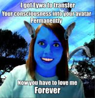 Overly Attached Na'Vi by BoscoBurns