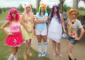 MLP Cosplay by EricaMeow