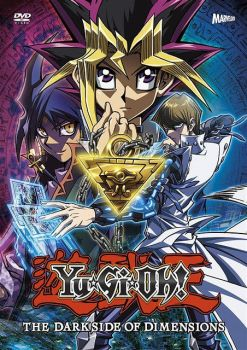 Yugioh The Darkside of Dimensions dvd by Yugilover1