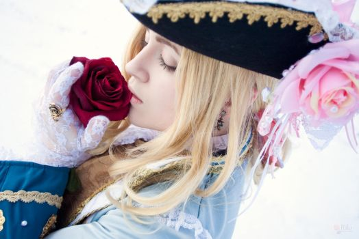 Hetalia - Graceful Kiss by Another-Rose