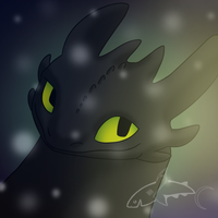 Toothless-Gorgeous Dragon by CavySpirit