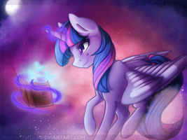 Magic in the Moonlight by SilentWulv
