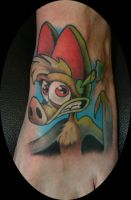 My Logic Is Erratic... by Lucky-Cat-Tattoo