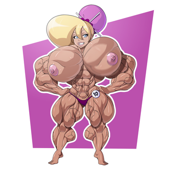 Commission - Pec bounce by devmgf