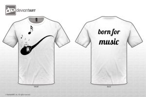 Born for music by ryky