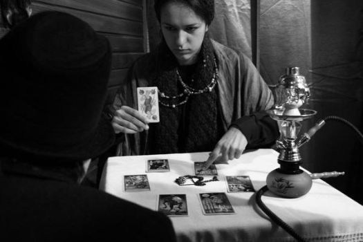 Fortune-teller by NicolasW