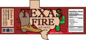 texas fire by darrelltate