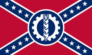 Confederate Socialist States of America by achaley