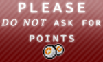 dont ask for points by faireyes