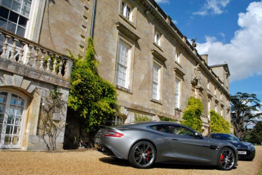Aston Martin Vanquish and V12 Zagato by AdamCanfield