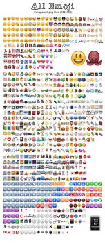 Whatsapp Emoji Collection by LeChuck80