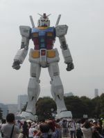 It's a Gundam 08 by innactpro