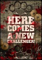 Here Comes a New Challenger by eLVog