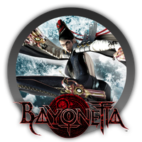 Bayonetta - Icon by Blagoicons