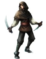 Thief_character by Unodu