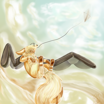 AVA Round 1: Flying Kites by Forumsdackel