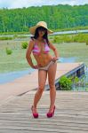 Karolina shades n hat 5-3-12 by Tailgun2009