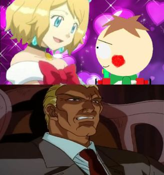 Geese howard overreaction to steamyshipping by heroicsonnyjim