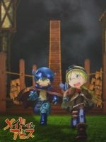 Made in Abyss Signature by Dinocojv