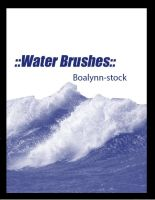 ::Water Brushes:: by Boalynn-Stock
