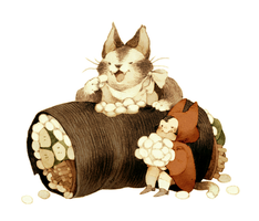 Super Giant Sushi Roll by Luce-in-the-sky