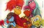 Suggestive Fraggles by Phraggle