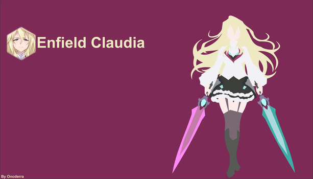 Enfield Claudia by onoderra