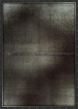 Photoshop wall brushes pack by L4byrinth