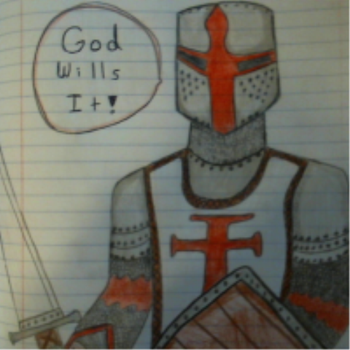 God Wills It! - Crusader by Leonhardt16