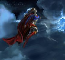 Supergirl by Marshello