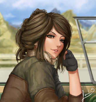 Altius Crowe (supposed to be) by AppleMoonTea