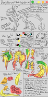 Denja Species Reference by xigs