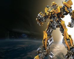 Transformers Wallpaper by xtalim