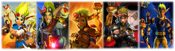 ! ! !The Evolution of Jak and Daxter! ! ! by 9029561
