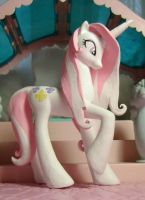 Fleur De Lis G4 My Little Pony Custom by SanadaOokmai