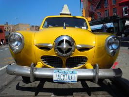 1950 Studebaker Starlight Coupe I by Brooklyn47