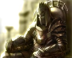 Warlord by TamplierPainter