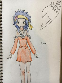Levy by PorpleTortle