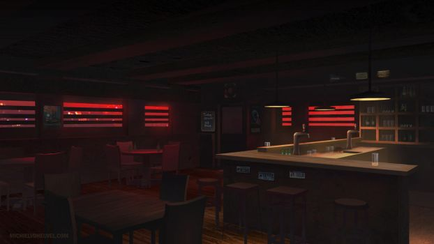Return Null 2 Bar-interior By Michielvdheuvel by michielvdheuvel