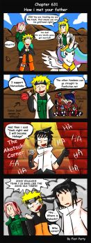 Spoiler Naruto Manga Chapter 631 by fiori-party