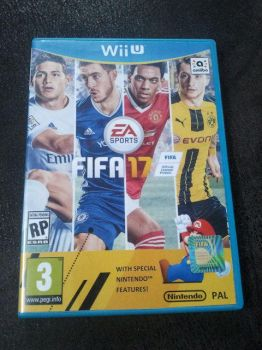 FIFA 17 for Wii U by PeterisBeter