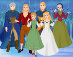 William and Williow by Princess-Rosella
