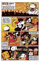 Hell Kitty by perca