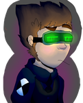 (Eddsworld) Take Future!Tom while I work on ych's- by KamTheLucarioSenpai